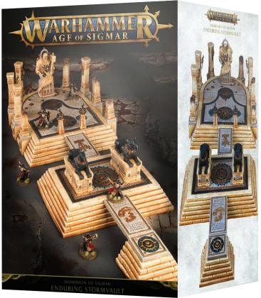 Warhammer Age of Sigmar: Dominion Enduring Stormvault
