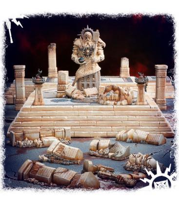 Warhammer Age of Sigmar: Dominion Timeworn Ruins