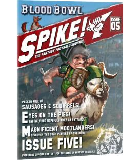Blood Bowl: Spike! nº5 - The Fantasy Football Journal (Inglés)