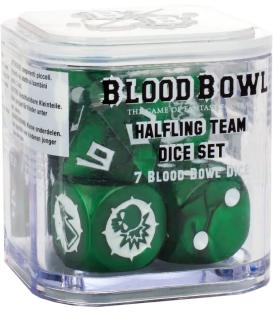 Blood Bowl: Halfling Team (Dice Set)