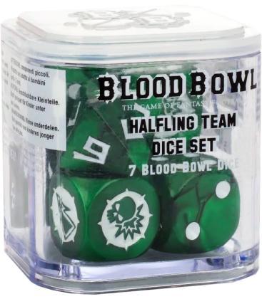 Blood Bowl: Halfling Team (Dice Set)