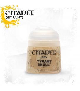 Pintura Citadel: Dry Tyrant Skull