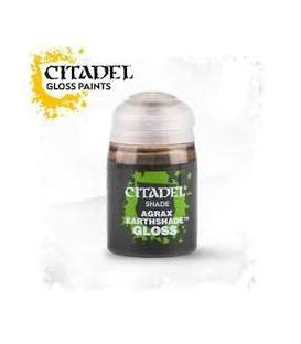Pintura Citadel: Shade Agrax Earthshade Gloss