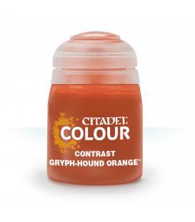 Pintura Citadel: Contrast Gryph-Hound Orange