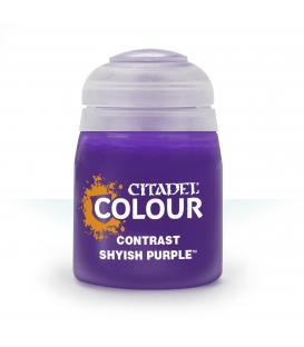 Pintura Citadel: Contrast Shyish Purple