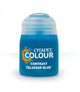 Pintura Citadel: Contrast Talassar Blue