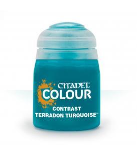 Pintura Citadel: Contrast Terradon Turquoise