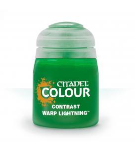 Pintura Citadel: Contrast Warp Lightning