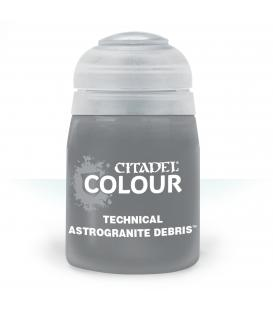 Pintura Citadel: Technical Astrogranite Debris