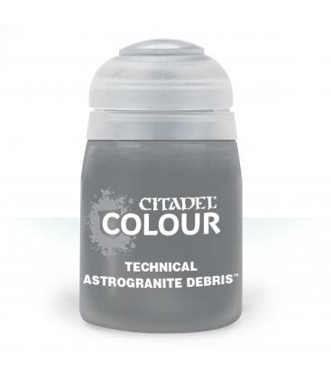 Pintura Citadel: Technical Astrogranite Debris