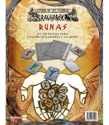 Ragnarok la Furia de las Nornir: Runas
