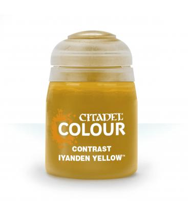 Pintura Citadel: Contrast Iyanden Yellow