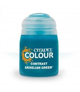 Pintura Citadel: Contrast Akhelian Green