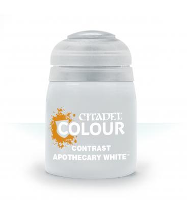 Pintura Citadel: Contrast Apothecary White