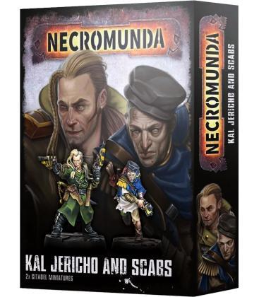 Necromunda: Kal Jericho y Scabs