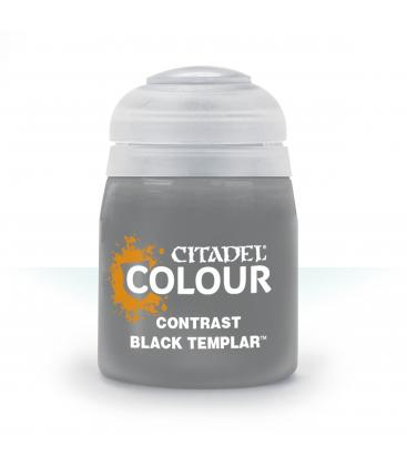 Pintura Citadel: Contrast Black Templar