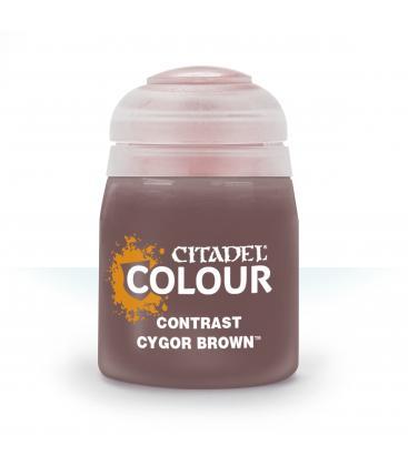 Pintura Citadel: Contrast Cygor Brown