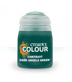Pintura Citadel: Contrast Dark Angels Green