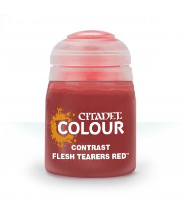 Pintura Citadel: Contrast Flesh Tearers Red