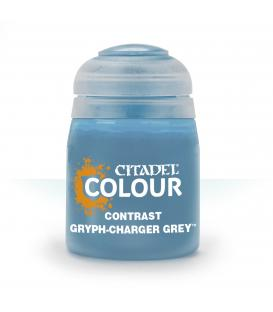 Pintura Citadel: Contrast Gryph-Charger Grey