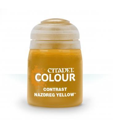 Pintura Citadel: Contrast Nazdreg Yellow