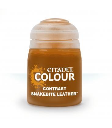 Pintura Citadel: Contrast Snakebite Leather