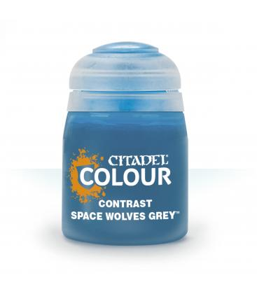 Pintura Citadel: Contrast Space Wolves Grey