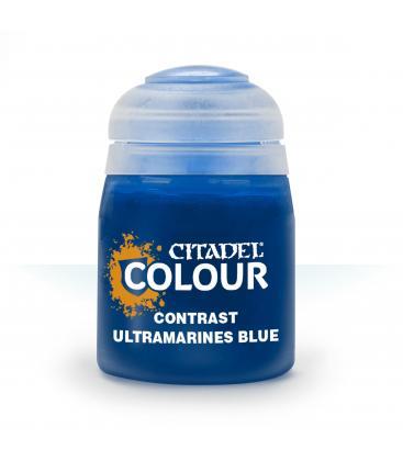 Pintura Citadel: Contrast Ultramarines Blue