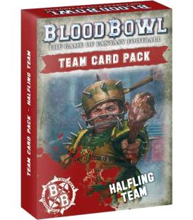 Blood Bowl: Halfling Team (Card Pack)