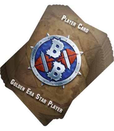 Blood Bowl: Halfling Team (Card Pack)