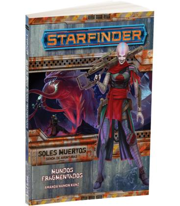 Starfinder: Soles Muertos 3 (Mundos Fragmentados)