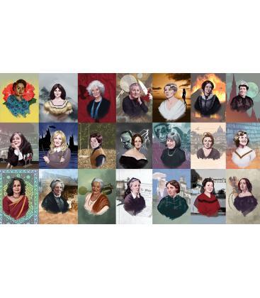 Pseudónima 2: Escribiendo en Femenino
