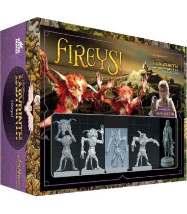 Dentro del Laberinto: Fireys!