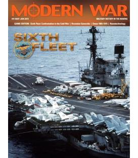 Modern War 41: Sixth Fleet - Confrontation in the Cold War (Inglés)