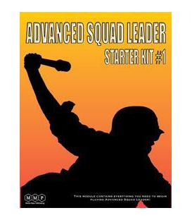 Advanced Squad Leader (ASL): Starter Kit 1 (Inglés)