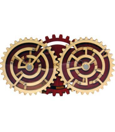 Puzzle Doble Rueda / Double Trouble