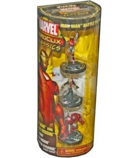 Marvel Heroclix Classics (Iron Man & Black Widow Battle Pack)