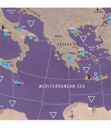 Modern War 41: Sixth Fleet - Confrontation in the Cold War