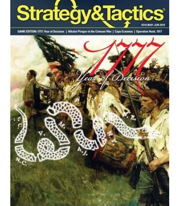 Strategy & Tactics 316: 1777 Year of Decission