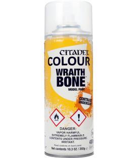 Spray de Imprimación Citadel: Contrast Undercoat (Wraith Bone)