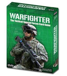 Warfighter: The Modern Special Forces Card Game