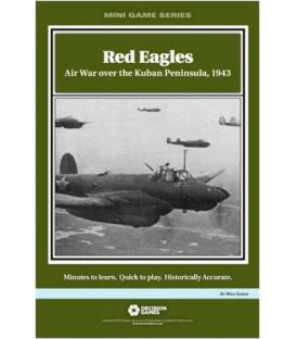 Red Eagles: Air War over the Kuban Peninsula, 1943 (Inglés)