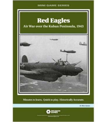 Red Eagles: Air War over the Kuban Peninsula, 1943