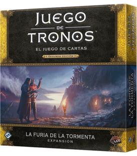 Juego de Tronos LCG (2ª Edición): La Furia de la Tormenta