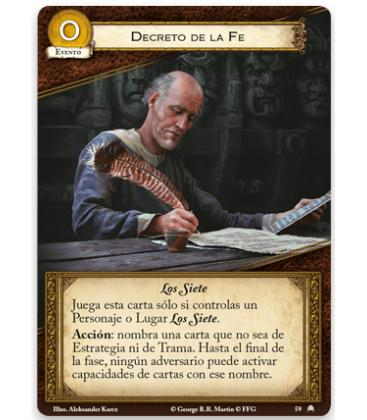 Juego de Tronos LCG: Nido de Víboras / Desembarco del Rey 3