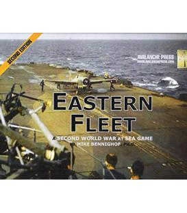 Second World War at Sea: Eastern Fleet (2nd Edition) (Inglés)