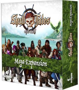 Skull Tales: Mega-Expansión