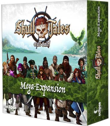 Skull Tales: Mega-Expansion