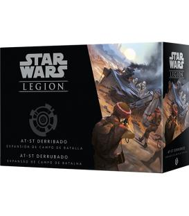 Star Wars Legion: AT-ST Derribado