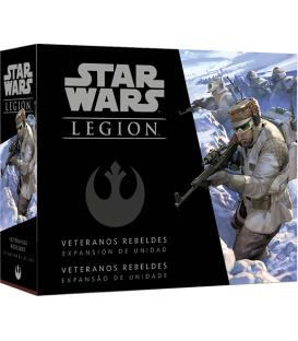 Star Wars Legion: Veteranos Rebeldes